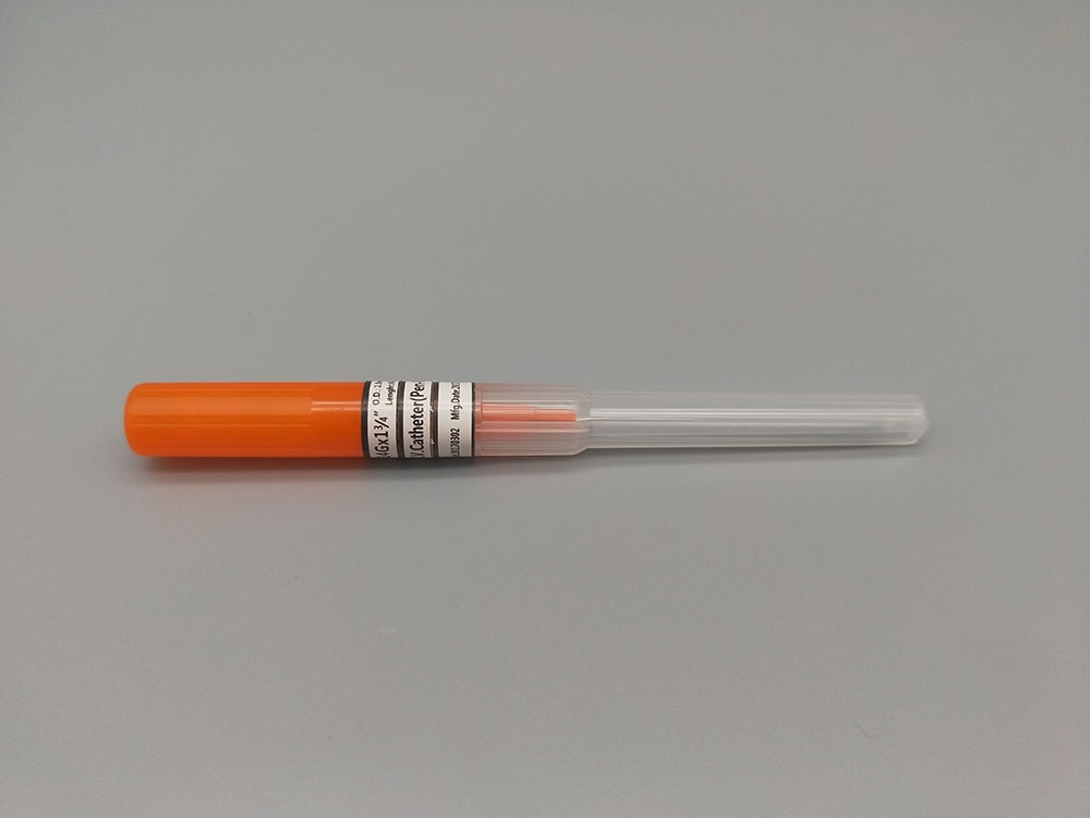 IV catheter-pen like
